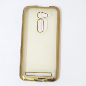 Ốp lưng trong viền màu Asus Zenfone 2 5.0 inch (Vàng)