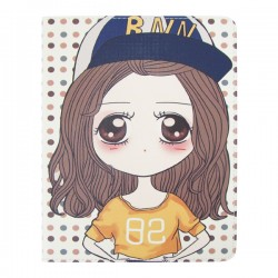 Bao da iPad 2/3/4 Di-Lian Chibi (Version 1)
