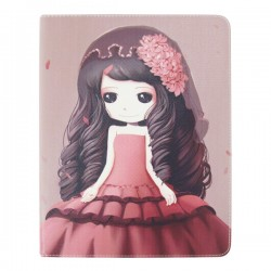 Bao da iPad 2/3/4 Di-Lian Chibi (Version 3)