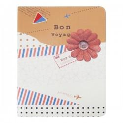 Bao da iPad 2/3/4 Di-Lian Bon Voyage