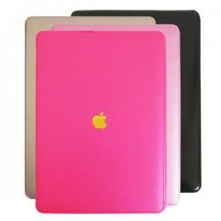 Bao da iPad 2/3/4 logo hình trái táo