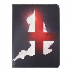 Bao da iPad Air 2 hiệu Di-Lian Quốc Kỳ Anh