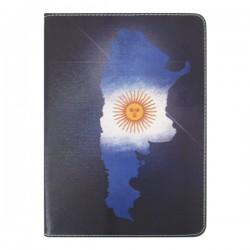 Bao da iPad Air 2 hiệu Di-Lian Quốc Kỳ Argentina