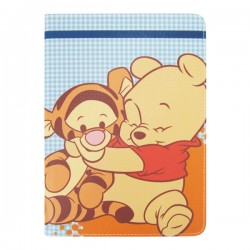 Bao da iPad Air 2 hiệu Di-Lian Gấu Pooh (Version 2)