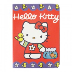 Bao da iPad Air 2 hiệu Di-Lian Hello Kitty (Version 2)