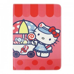 Bao da iPad Air 2 hiệu Di-Lian Hello Kitty (Version 5)