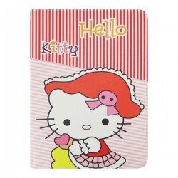 Bao da iPad Air 2 hiệu Di-Lian Hello Kitty (Version 1)