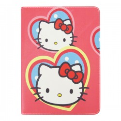 Bao da iPad Air 2 hiệu Di-Lian Hello Kitty (Version 9)