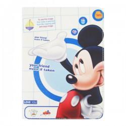 Bao da iPad Air 2 hiệu Di-Lian Chuột Mickey (Version 3)
