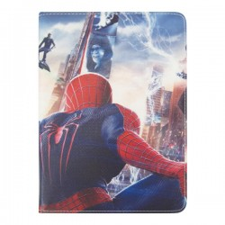 Bao da iPad Air 2 hiệu Di-Lian Spider-Man (Version 5)