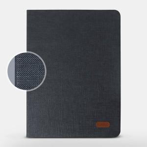 Bao da iPad Air 2 hiệu Kaku Silk Series (Đen)