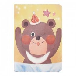 Bao da iPad Mini 2/3 hiệu Di-Lian Gấu Con