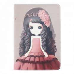 Bao da iPad Mini 2/3 hiệu Di-Lian Chibi (Version 2)