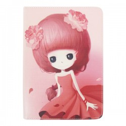 Bao da iPad Mini 2/3 hiệu Di-Lian Chibi (Version 8)