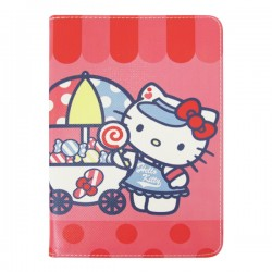 Bao da iPad Mini 2/3 Di-Lian Hello Kitty (Version 2)