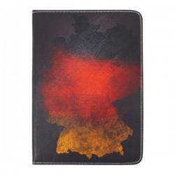 Bao da iPad Mini 2/3 hiệu Di-Lian Quốc Kỳ Đức