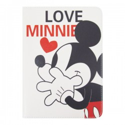Bao da iPad Mini 2/3 Di-Lian Love Minnie (Version 1)
