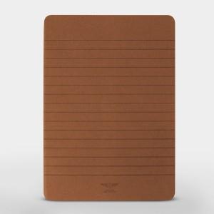 Bao da iPad Mini 2/3 hiệu Kaku Yun Ya Series (Nâu)