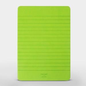 Bao da iPad Mini 2/3 hiệu Kaku Yun Ya Series (Xanh lá)