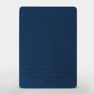 Bao da iPad Mini 2/3 hiệu Kaku Yun Ya Series (Xanh Navy)
