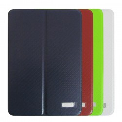 "Bao da iPad Mini 2/3 hiệu Kaku ""2 da"""