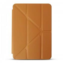 Bao da iPad Mini 2/3 Smart Case Xếp Tam Giác (nâu)