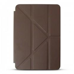 Bao da iPad Mini 2/3 Smart Case Xếp Tam Giác (nâu Socola)