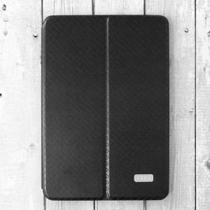 """Bao da iPad Mini 4 hiệu KAKU """"hai da"""" mới (Đen)"""