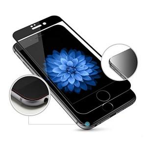 Miếng dán kính cường lực iPhone 7 Plus Full LCD 9H (đen)