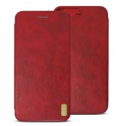 Bao da iPhone 7 Plus da Bò hiệu XO (Đỏ)
