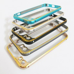 Khung viền nhôm iPhone 5/5S Lens Protector (Made in ThaiLand) - mẫu 1