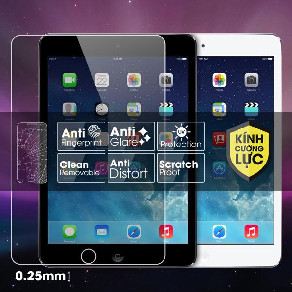 Miếng dán kính cường lực iPad Mini 2/3 (trong suốt)