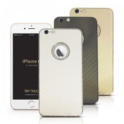 Ốp lưng iPhone 6 Plus nhôm đính hạt từ Singapore