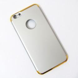 Ốp lưng iPhone 6 Plus, 6S Plus nhám (Bạc)