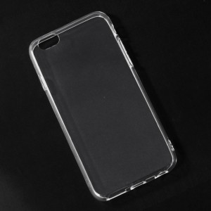 Ốp lưng iPhone 6 /6S dẻo (trong suốt)