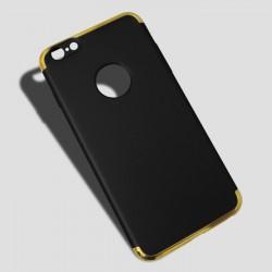 Ốp lưng iPhone 6 6S nhám (Đen)