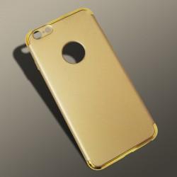 Ốp lưng iPhone 6 6S nhám (Vàng)