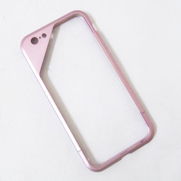 Khung viền nhôm bảo vệ Camera iPhone 6/6S (Hồng)