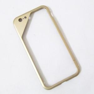 Khung viền nhôm bảo vệ Camera iPhone 6/6S (Vàng)