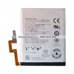 Pin Blackberry Passport Q30 (OTWL1) - 3400mAh Original Battery