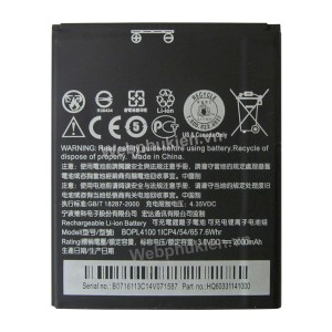 Pin HTC Desire 526G (BOPL4100) - 2000mAh Original Battery