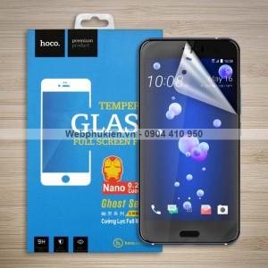 Miếng dán màn hình HTC U11 hiệu Hoco Nano siêu dẻo