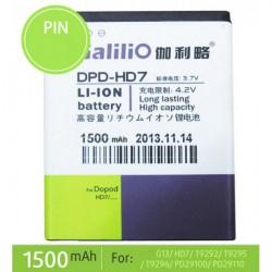Pin HTC BD29100 - 1500mAh (HD7/ G13/ HD3)