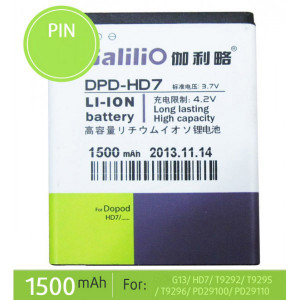 Pin HTC BD29100 - 1500mAh (HD7/ G13/ HD3)