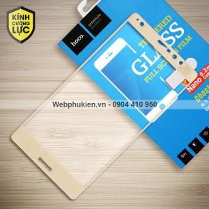 Miếng dán cường lực Huawei Mate S hiệu HOCO Full màn hình (Vàng)