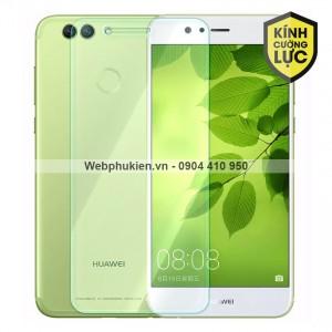 Miếng dán màn hình cường lực Huawei Nova 2 Plus (trong suốt)