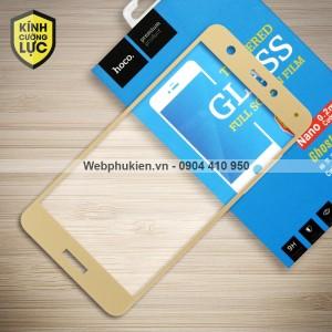 Miếng dán cường lực Huawei Nova 1 hiệu HOCO Full màn hình (Vàng)