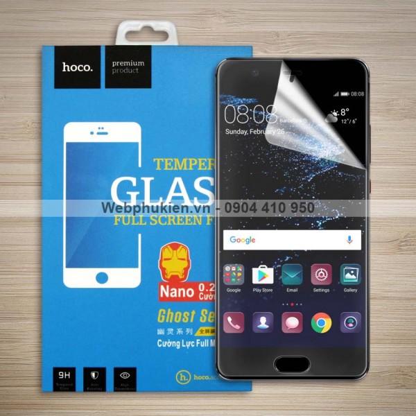 Miếng dán màn hình Huawei P10 Plus hiệu Hoco Nano siêu dẻo