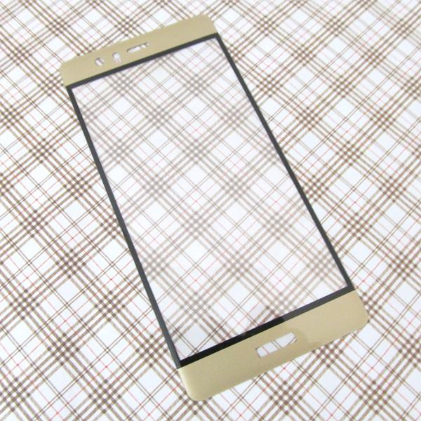 Miếng dán màn hình cường lực Huawei P9 Full màn hình (Vàng)