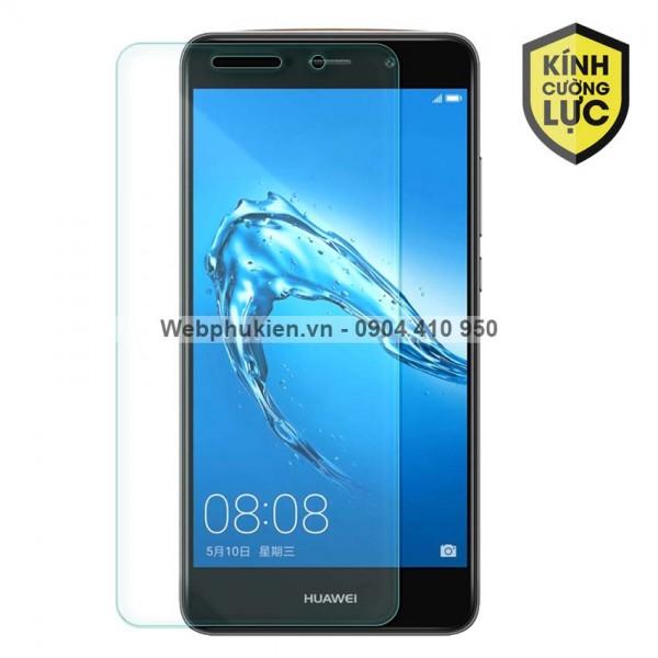 Miếng dán màn hình cường lực Huawei Y7 Prime (trong suốt)
